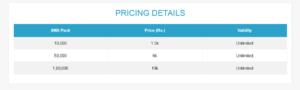 A Star Bulk sms service price