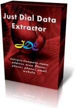 Justdial data extractor