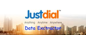 justdial data extractor tool
