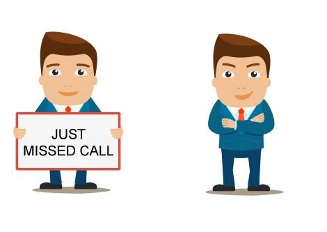 missed call app