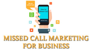 Missed Call Marketing App