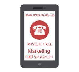 Android App for missed call service