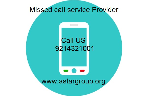 Best Missed Call Alert Service Provider