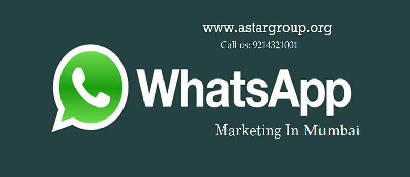 Whatsapp Marketing Service Provider in Mumbai