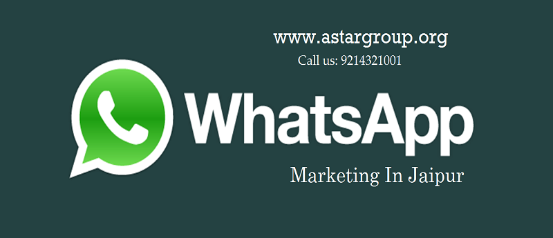 Bulk WhatsApp Marketing in Jaipur